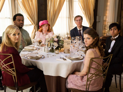 Table 19 filmed at the Foxhall Resort